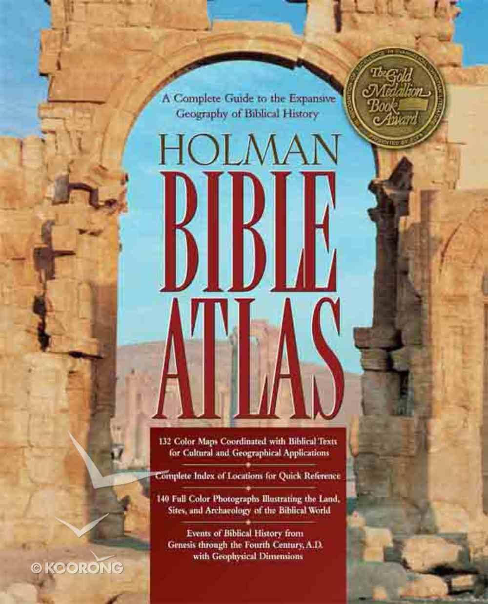 Holman Bible Atlas eBook