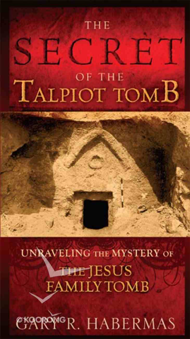 The Secret of the Talpiot Tomb eBook