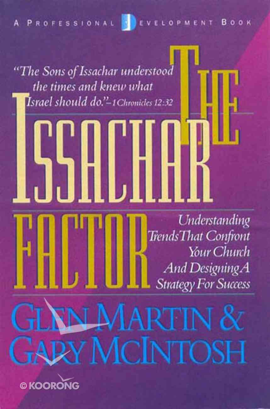The Issachar Factor eBook