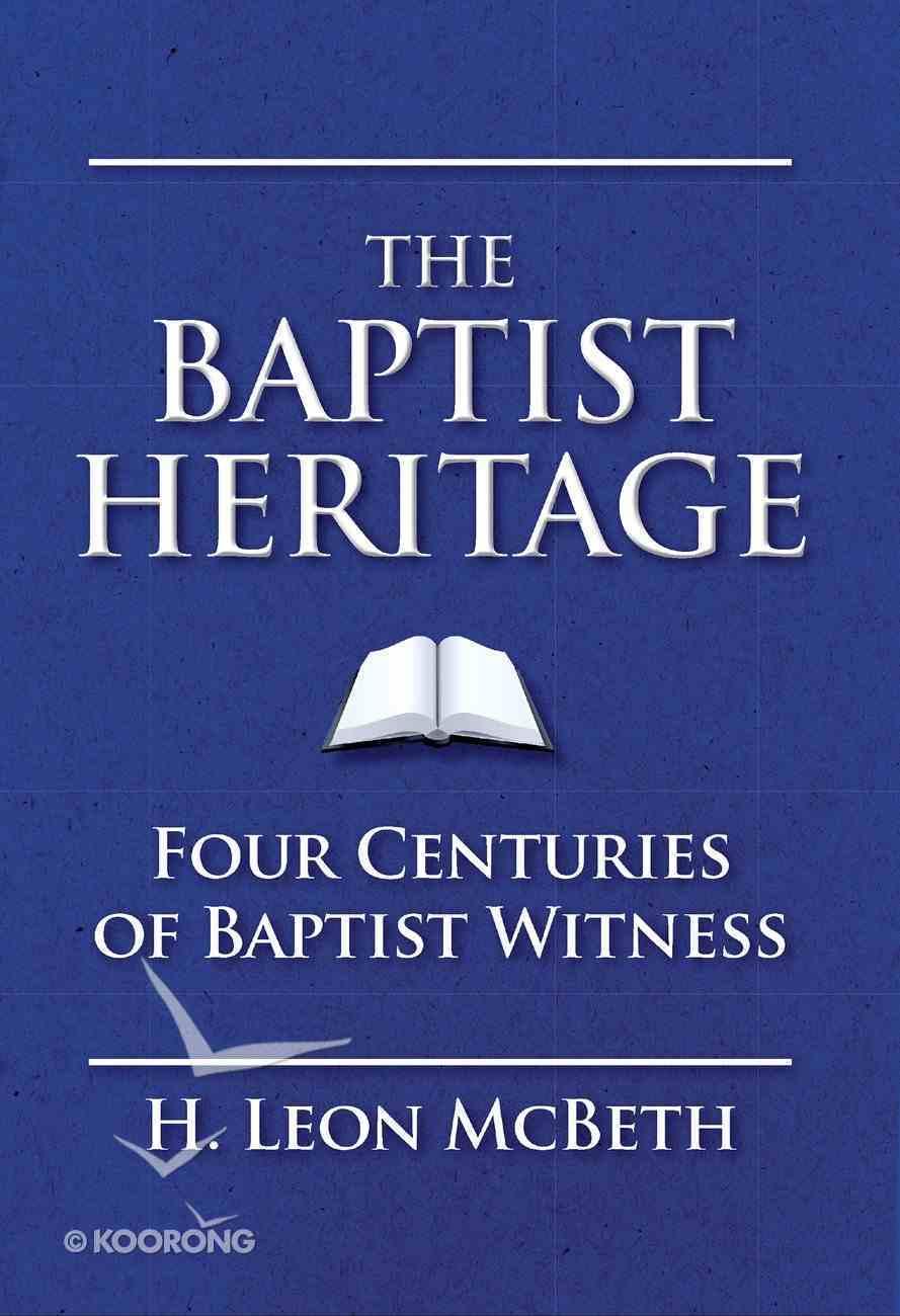 The Baptist Heritage eBook