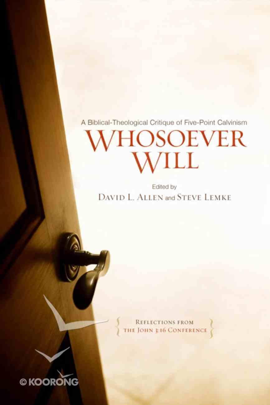 Whosoever Will eBook