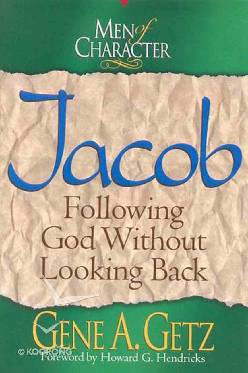 Jacob (Men Of Character Series) eBook