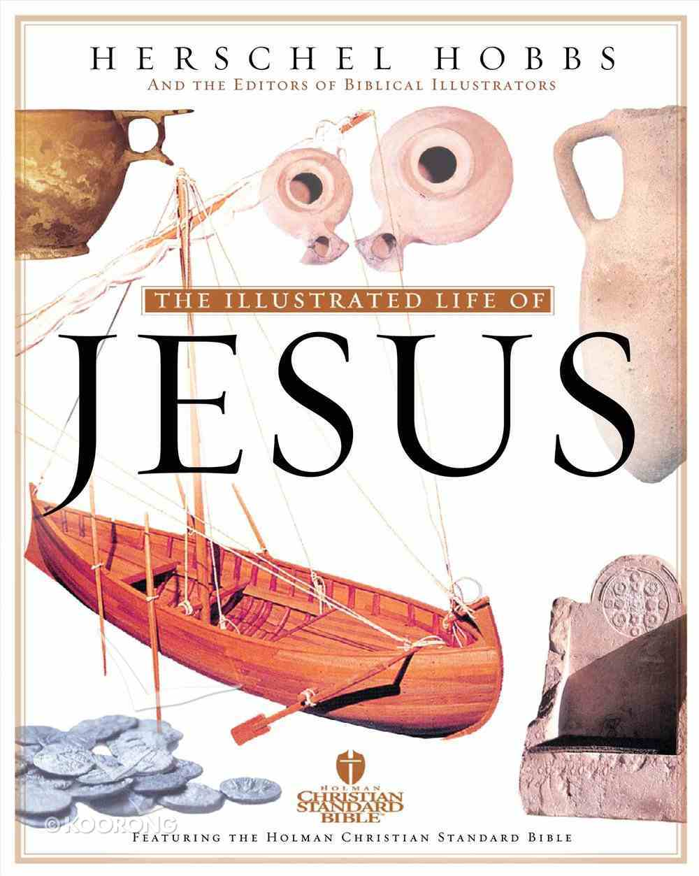 The Illustrated Life of Jesus eBook
