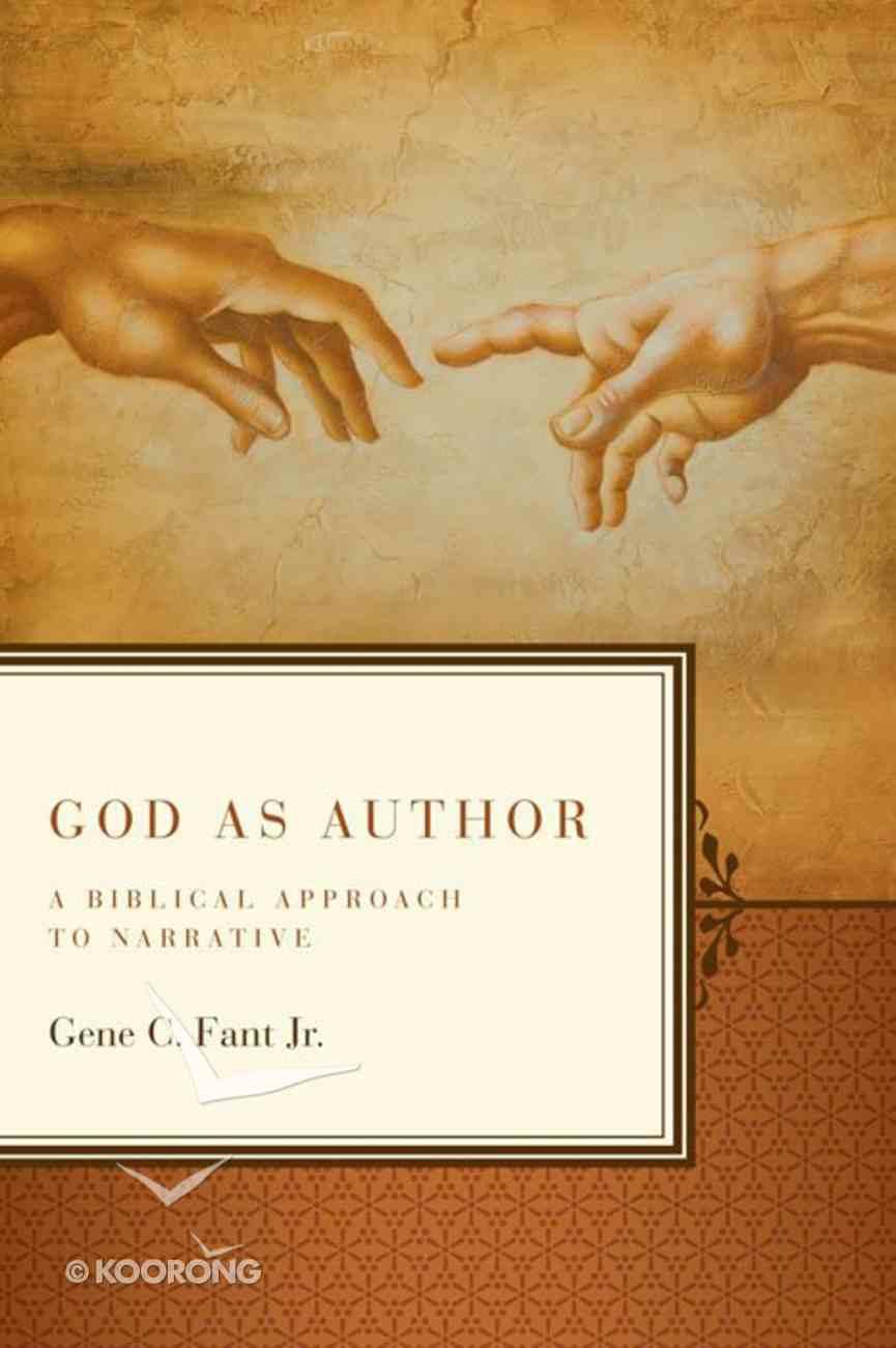 God as Author eBook