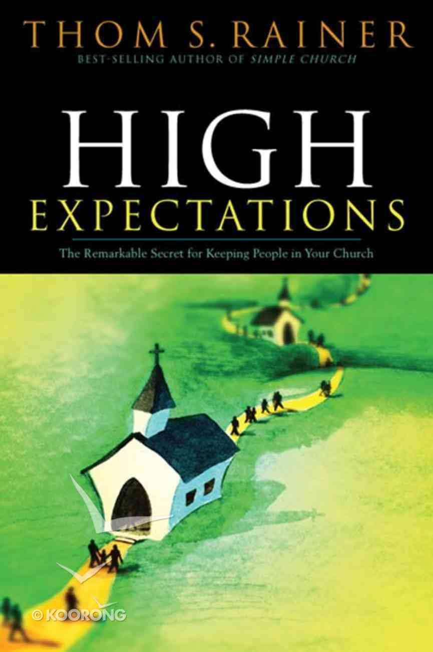 High Expectations eBook