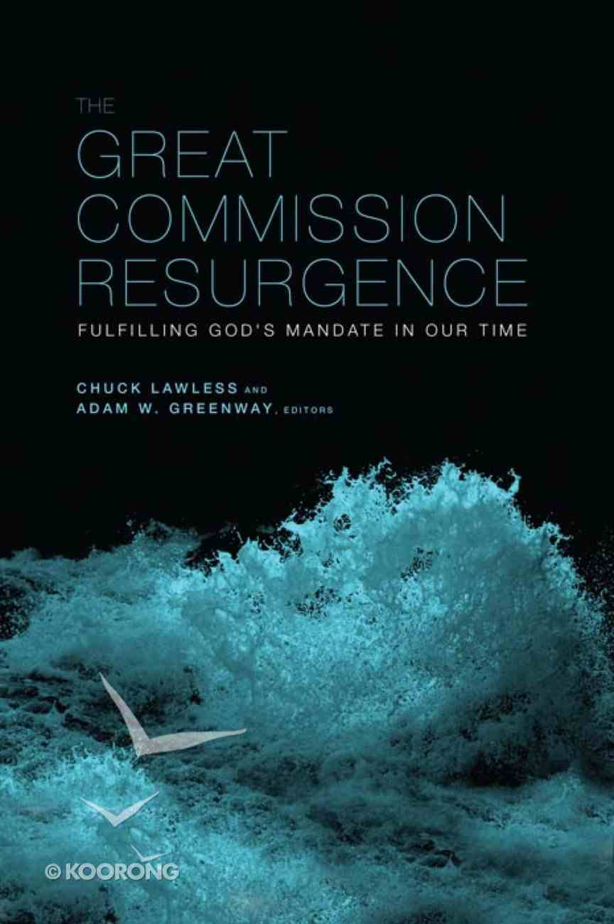 The Great Commission Resurgence eBook
