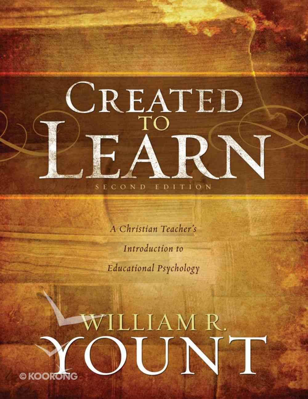 Created to Learn eBook