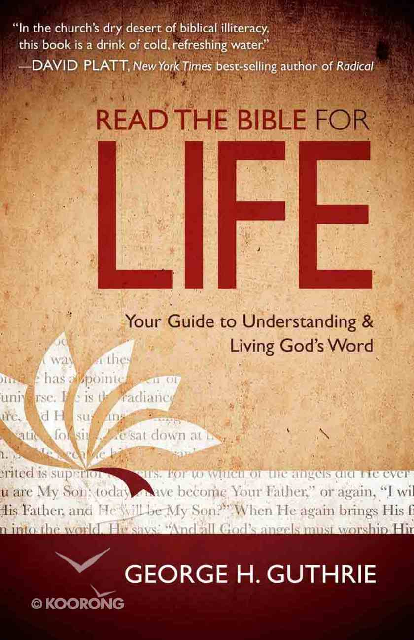 Read the Bible For Life eBook