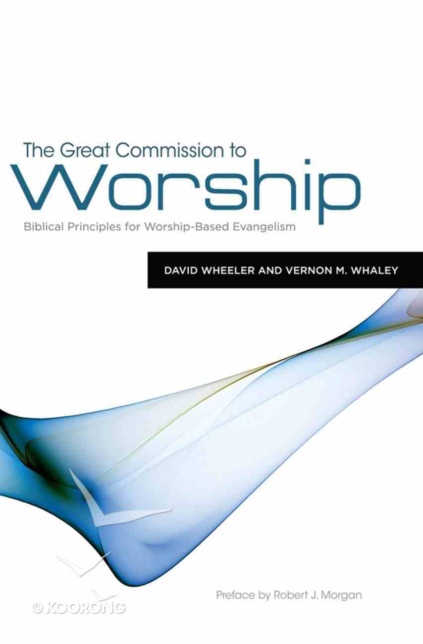 The Great Commission to Worship eBook
