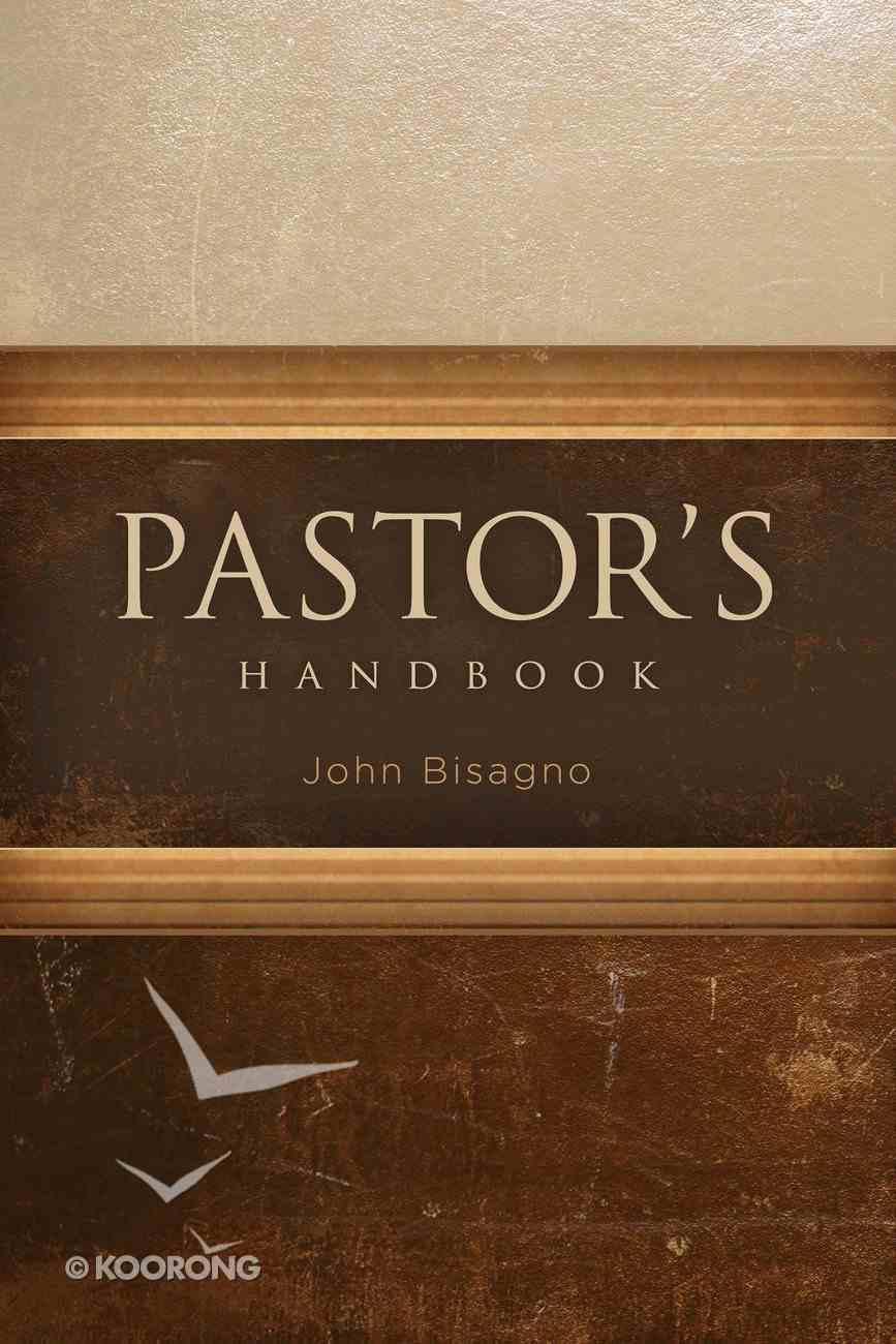 Pastor's Handbook eBook