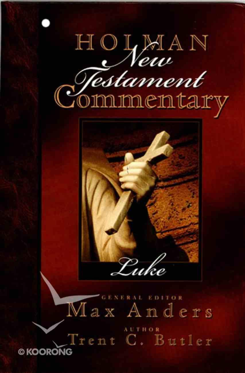 Luke (#03 in Holman New Testament Commentary Series) eBook