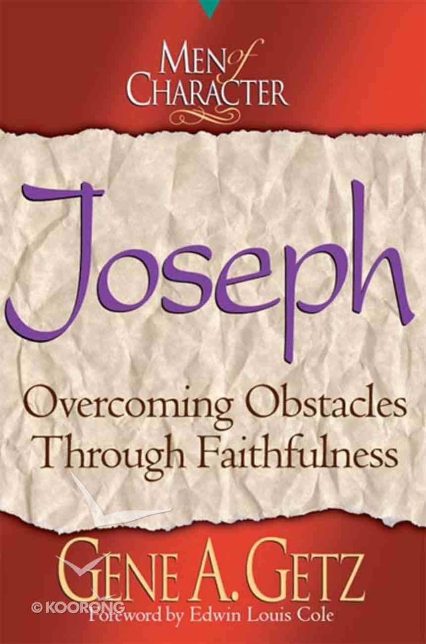 Joseph (Men Of Character Series) eBook