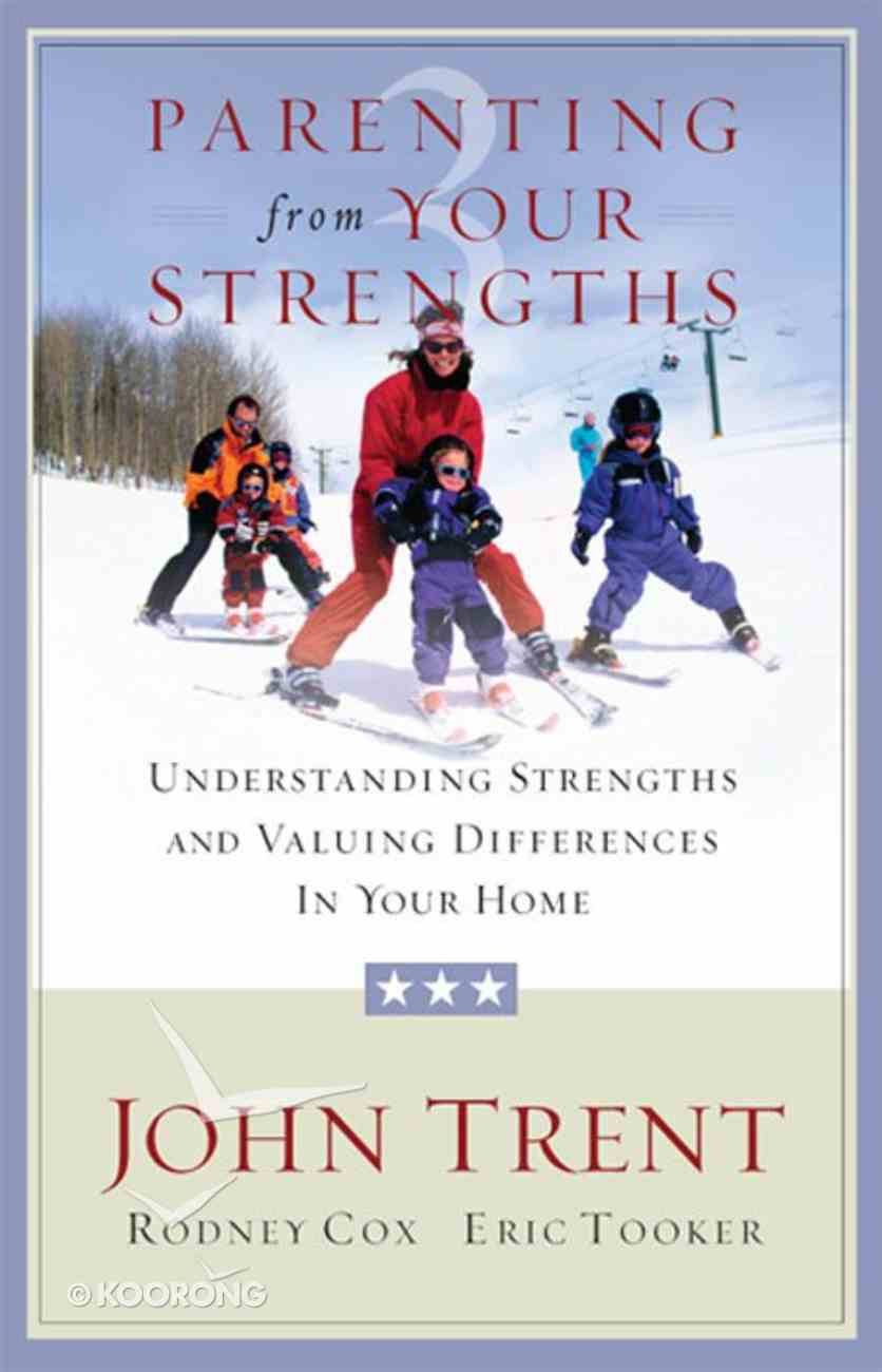 Parenting From Your Strengths eBook