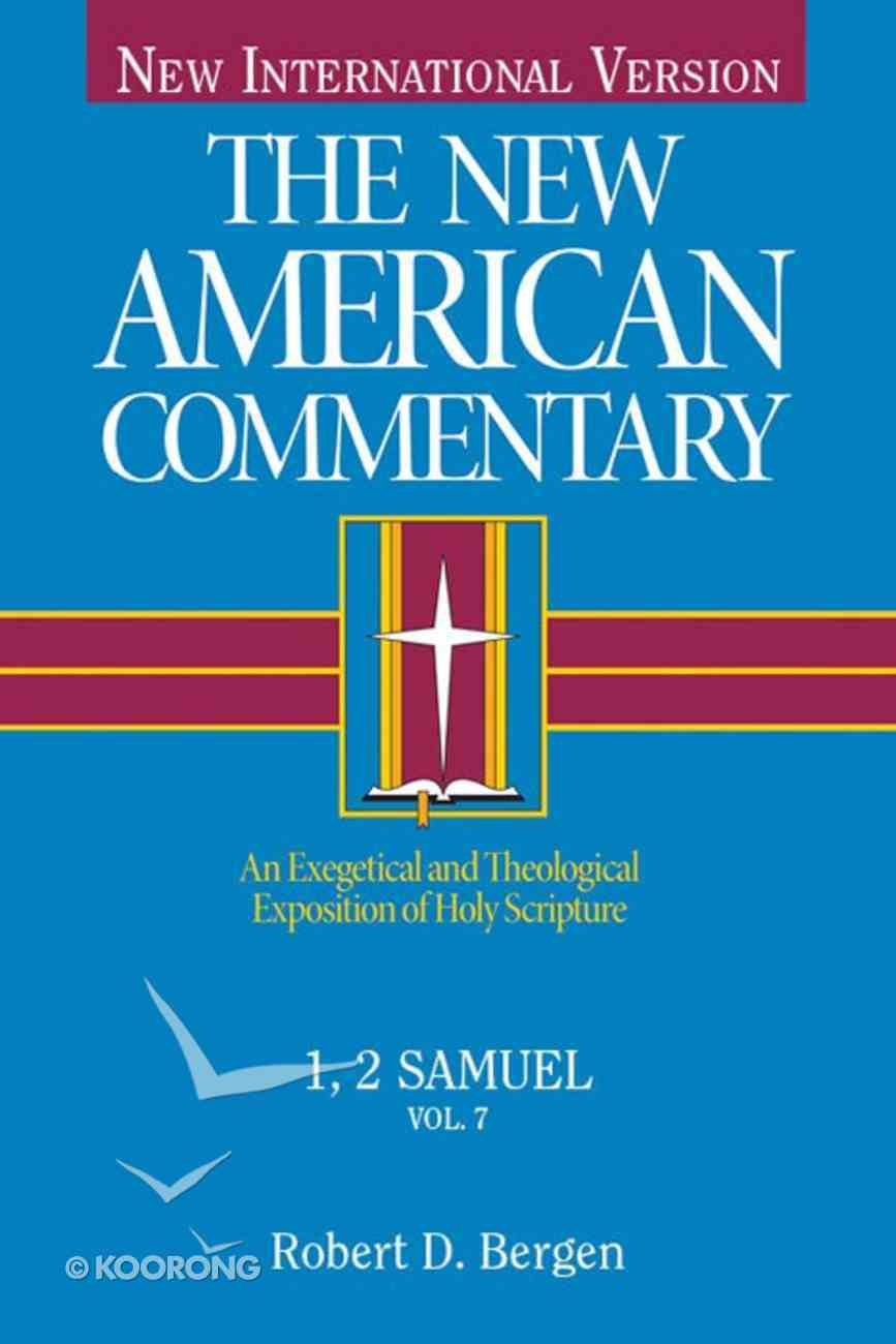 1,2 Samuel (#07 in New American Commentary Series) eBook
