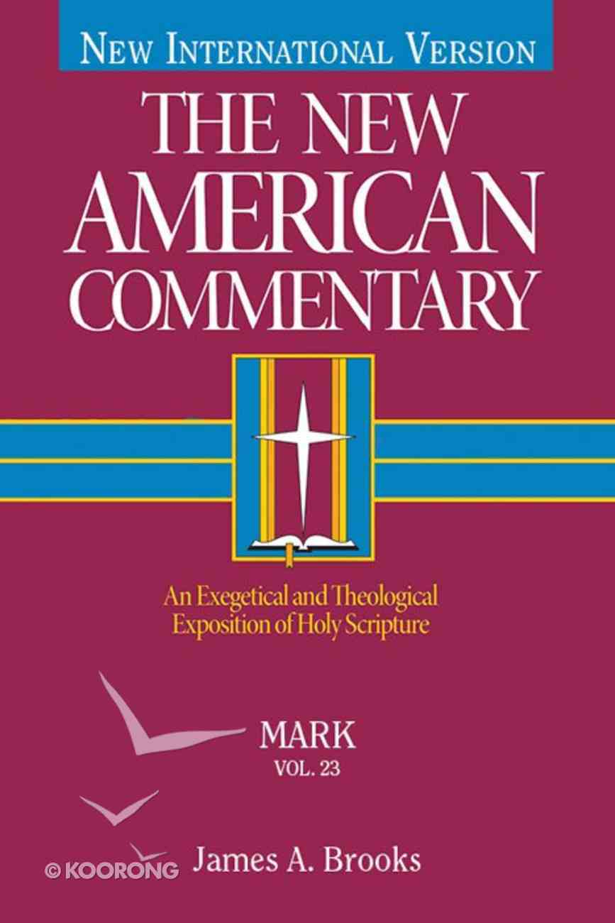 Mark (#23 in New American Commentary Series) eBook