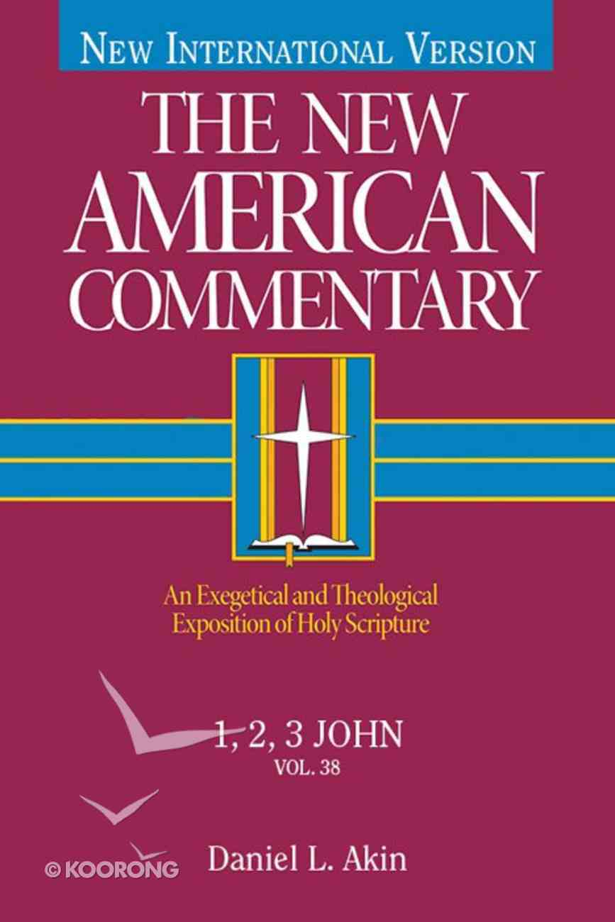 1,2,3 John (#38 in New American Commentary Series) eBook