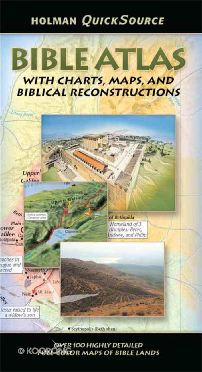 Holman Quicksource Bible Atlas eBook