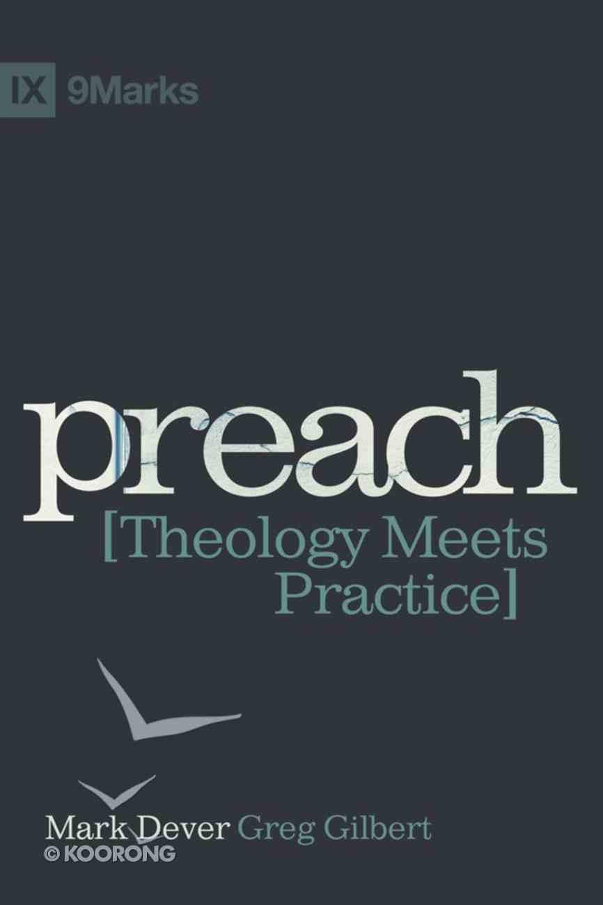 Preach eBook