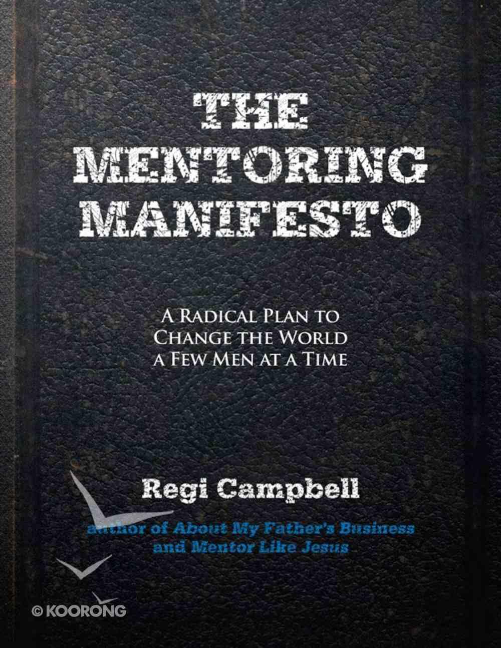 The Mentoring Manifesto eBook