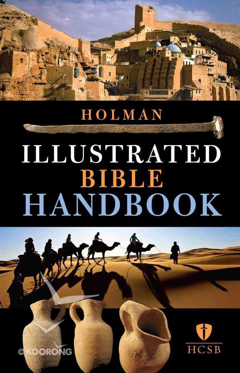 Holman Illustrated Bible Handbook eBook