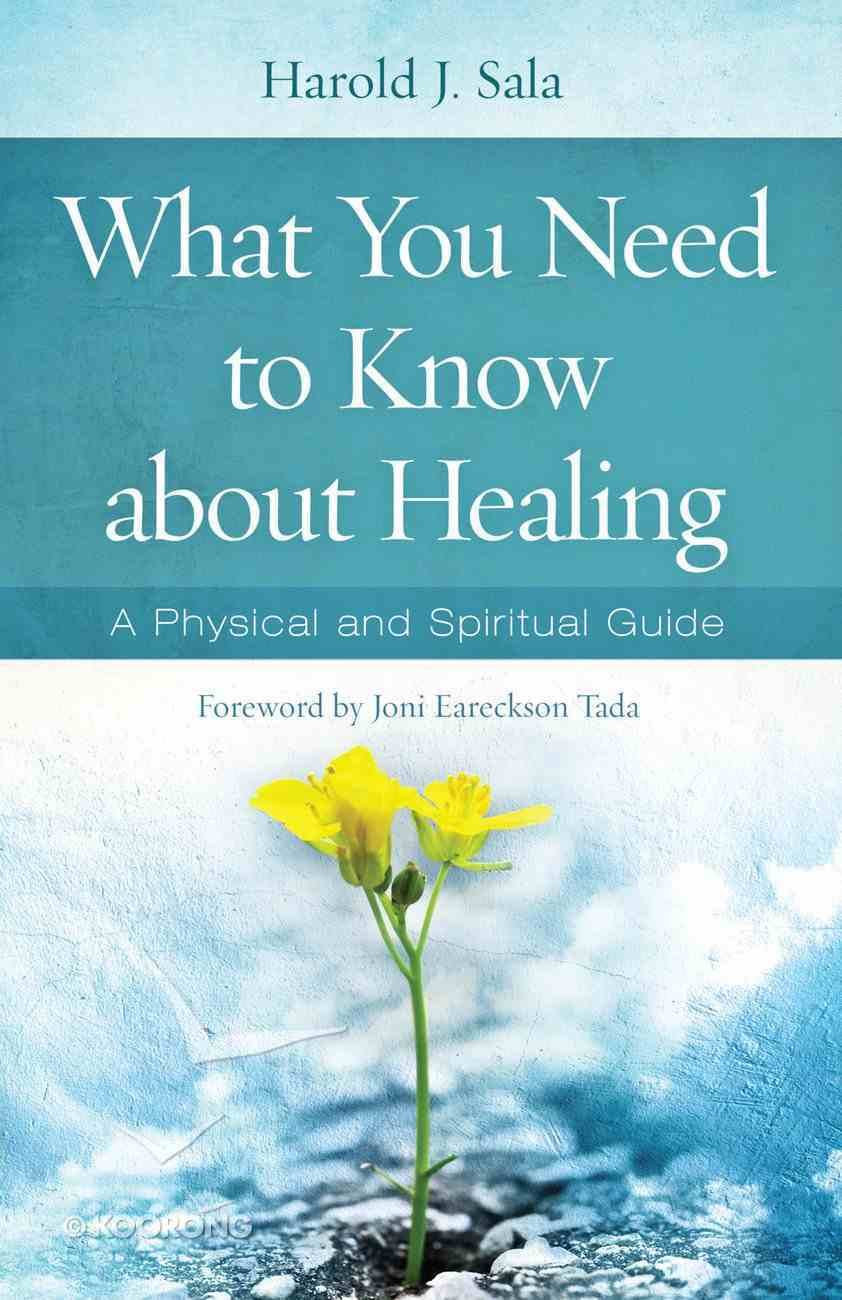 What You Need to Know About Healing eBook