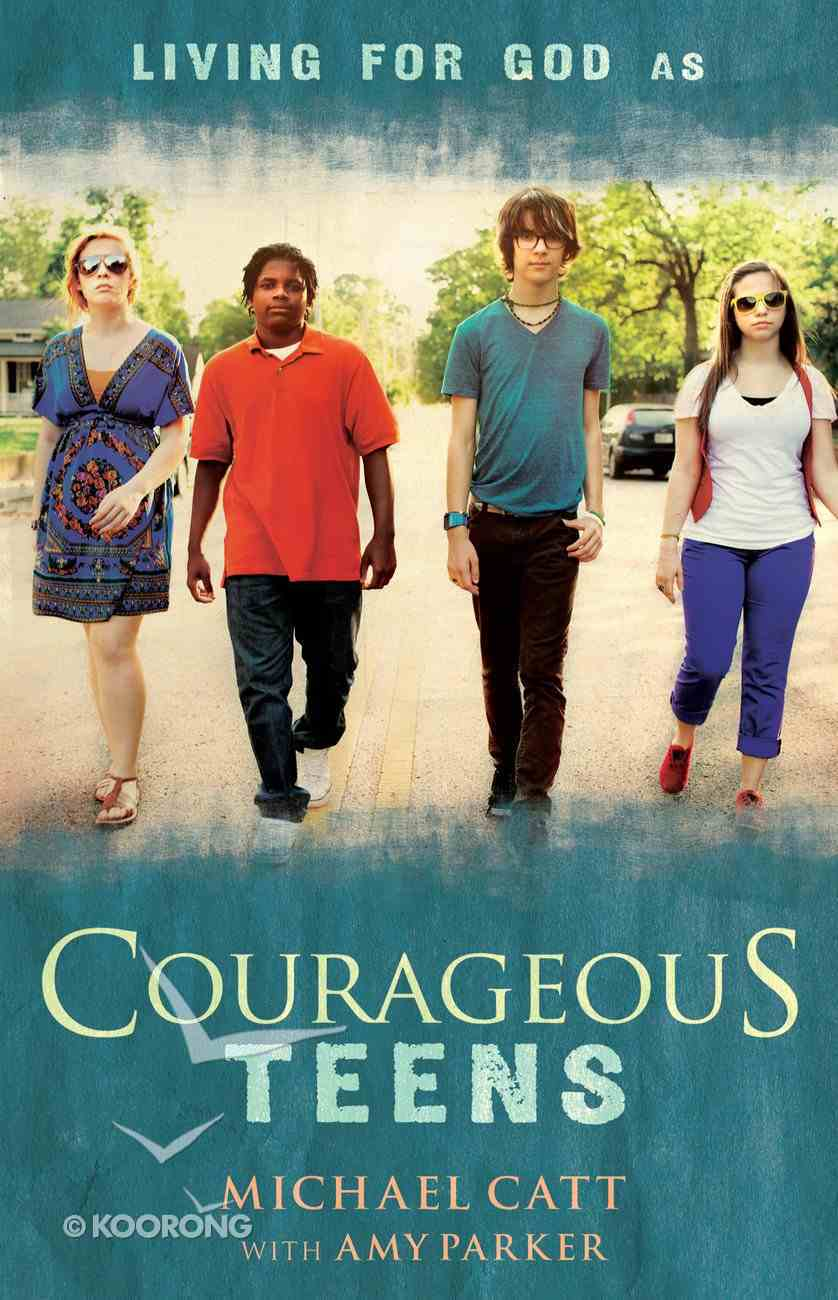 Courageous Teens eBook