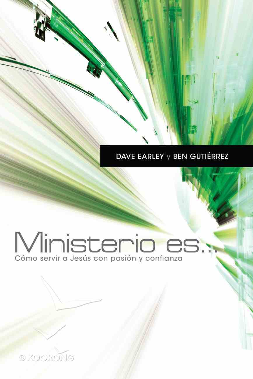 Ministerio Es... (Spanish) (Spa) (Ministry Is...) eBook