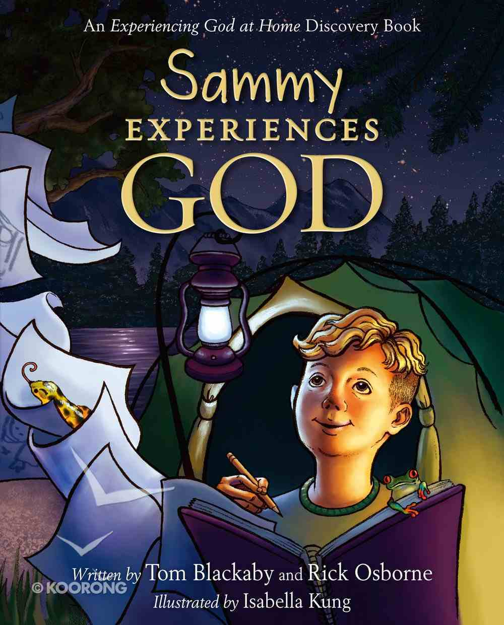 Sammy Experiences God (Experiencing God At Home Series) eBook