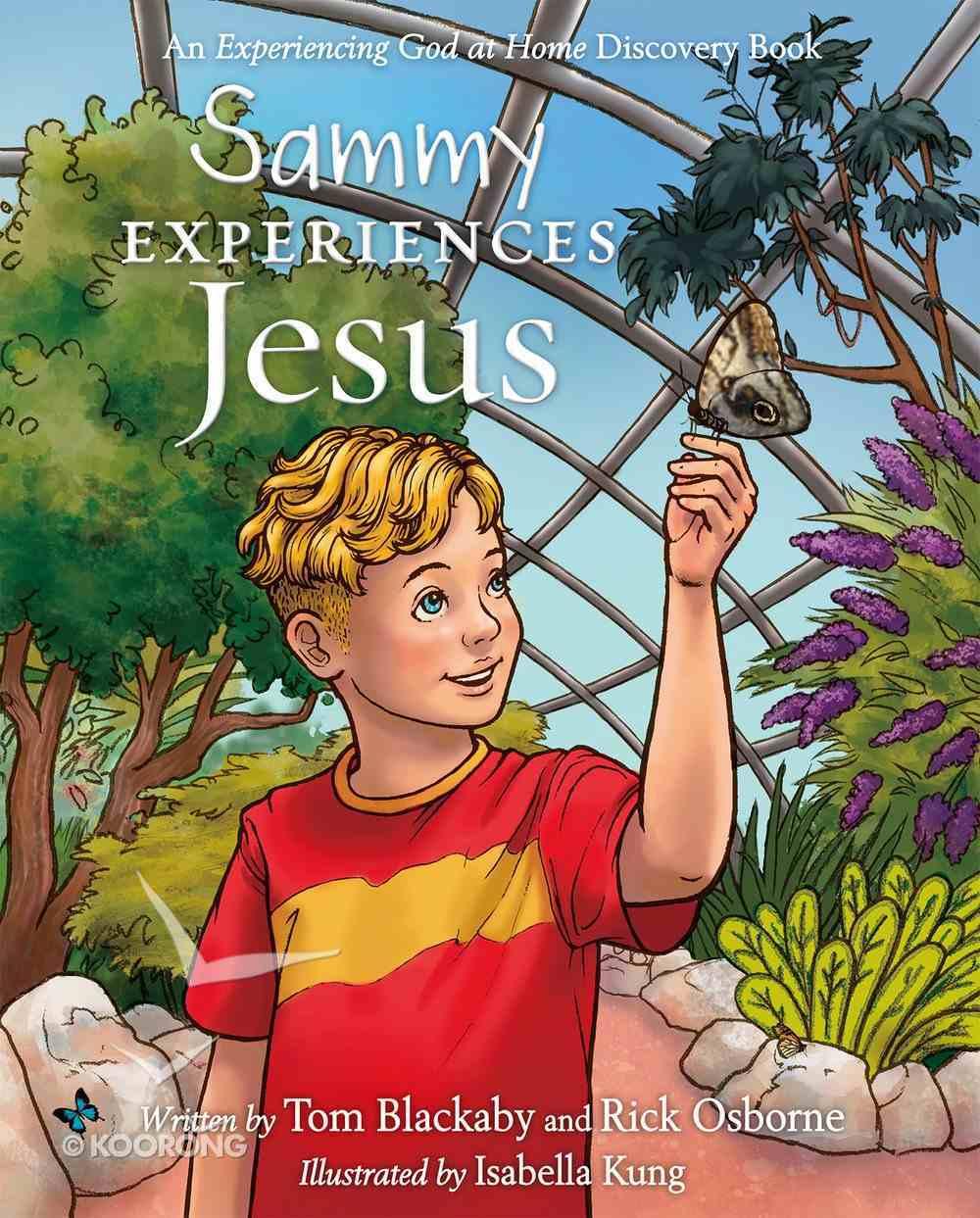Sammy Experiences Jesus eBook
