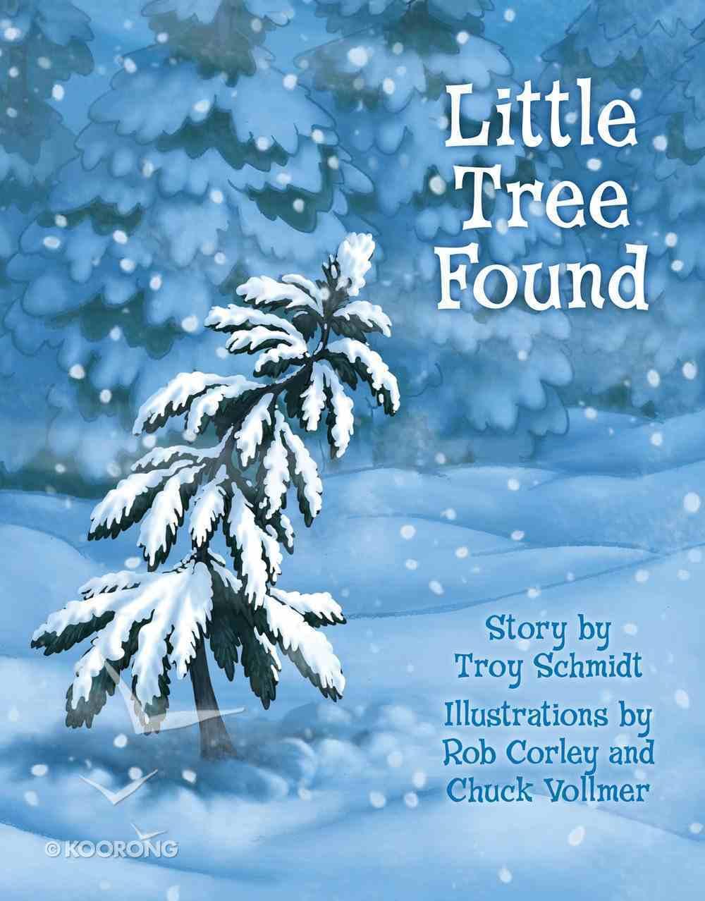Little Tree Found eBook