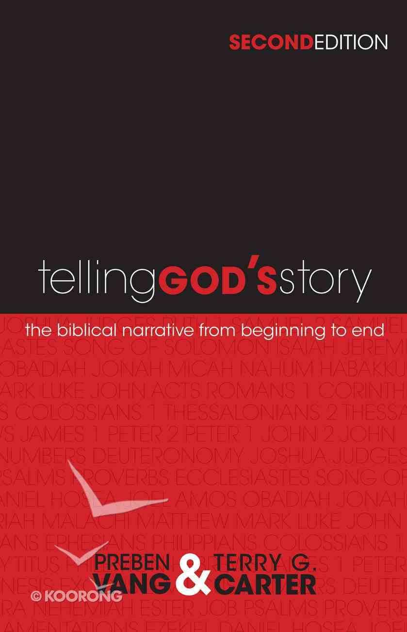 Telling God's Story eBook