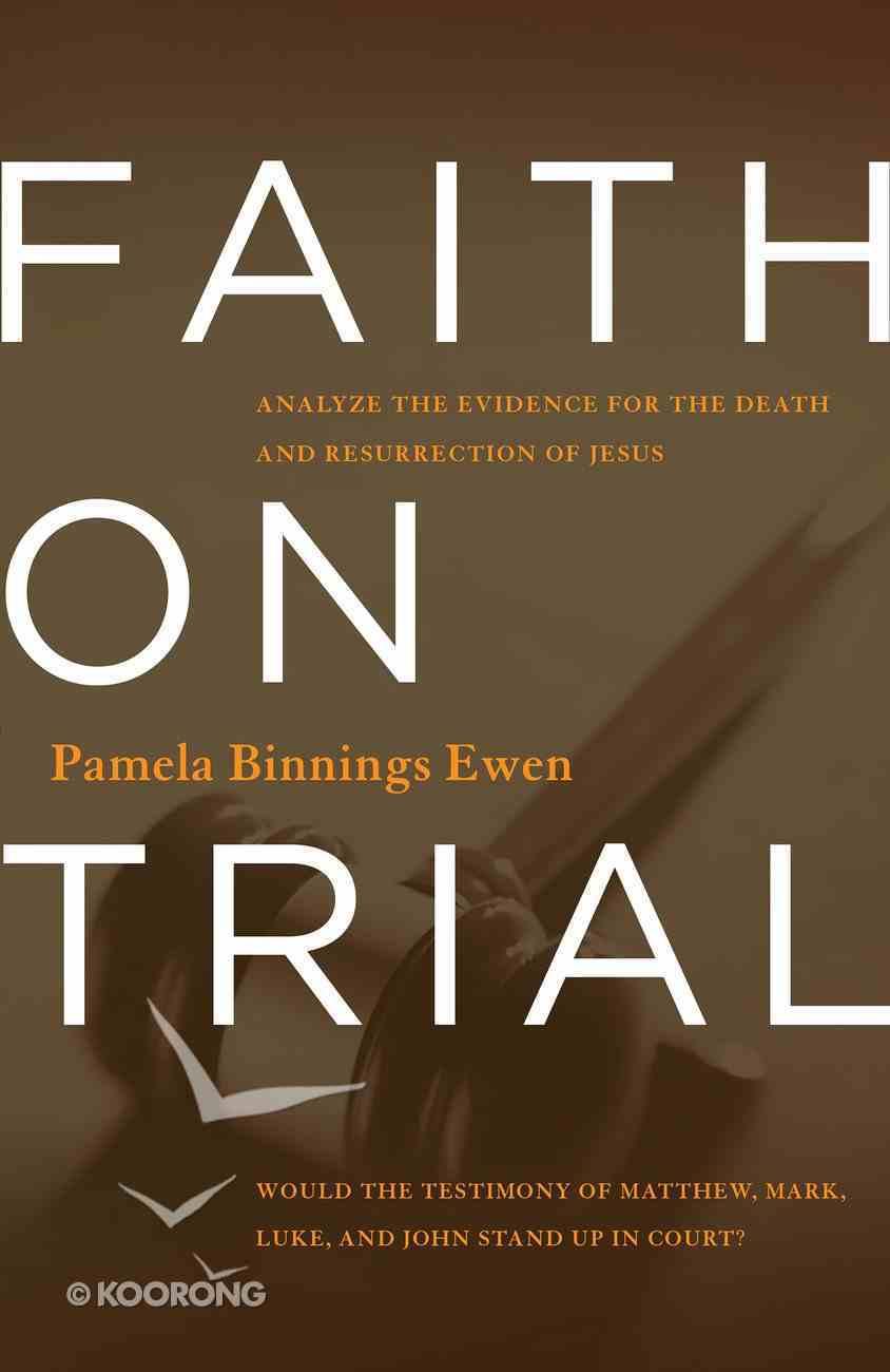 Faith on Trial eBook
