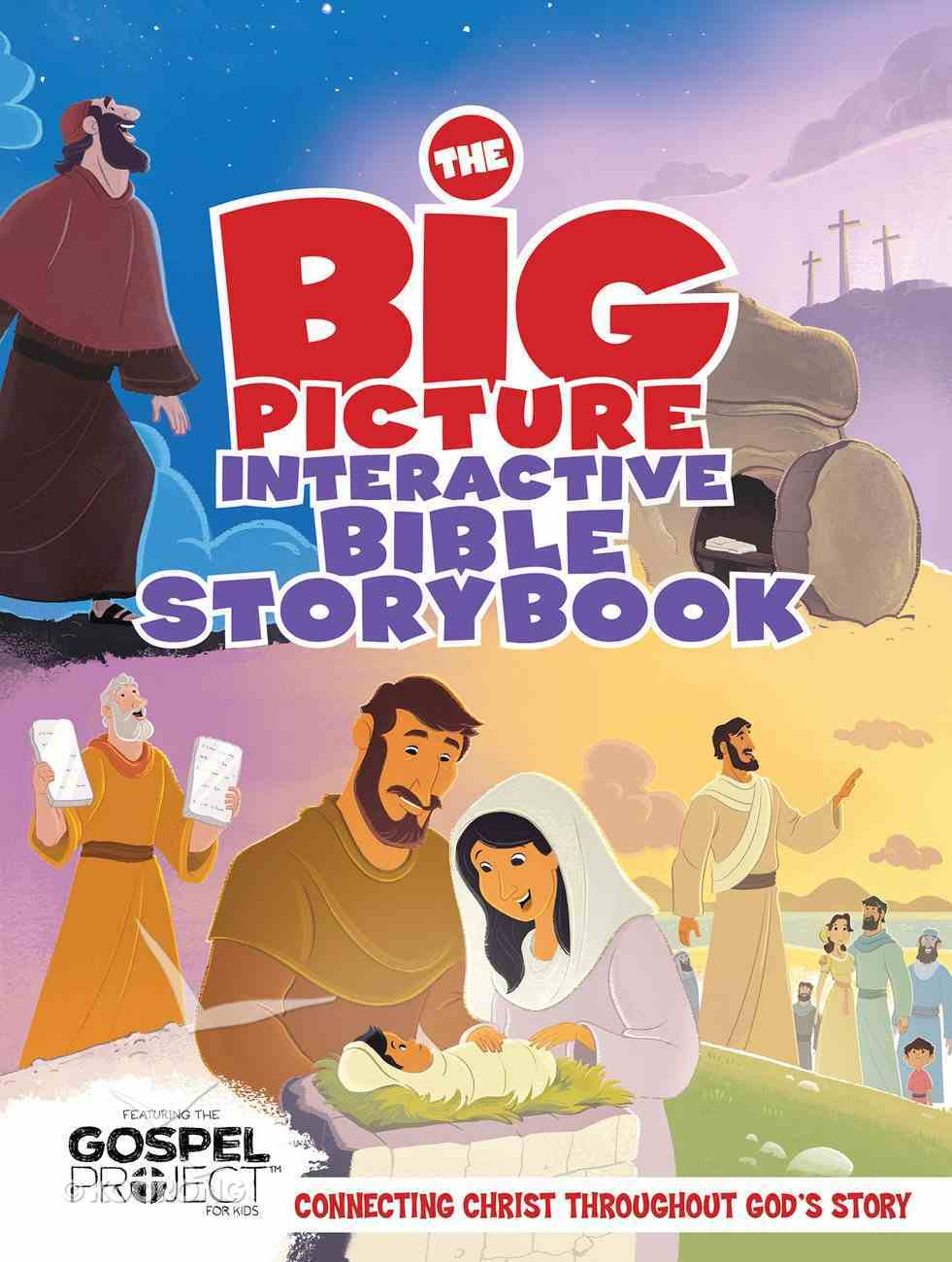 The Big Picture Interactive Bible Storybook eBook
