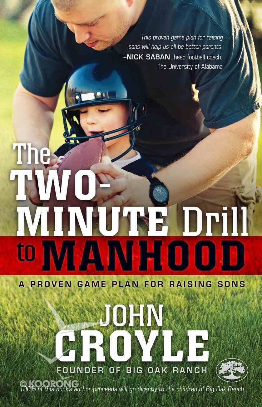 The Two-Minute Drill to Manhood eBook