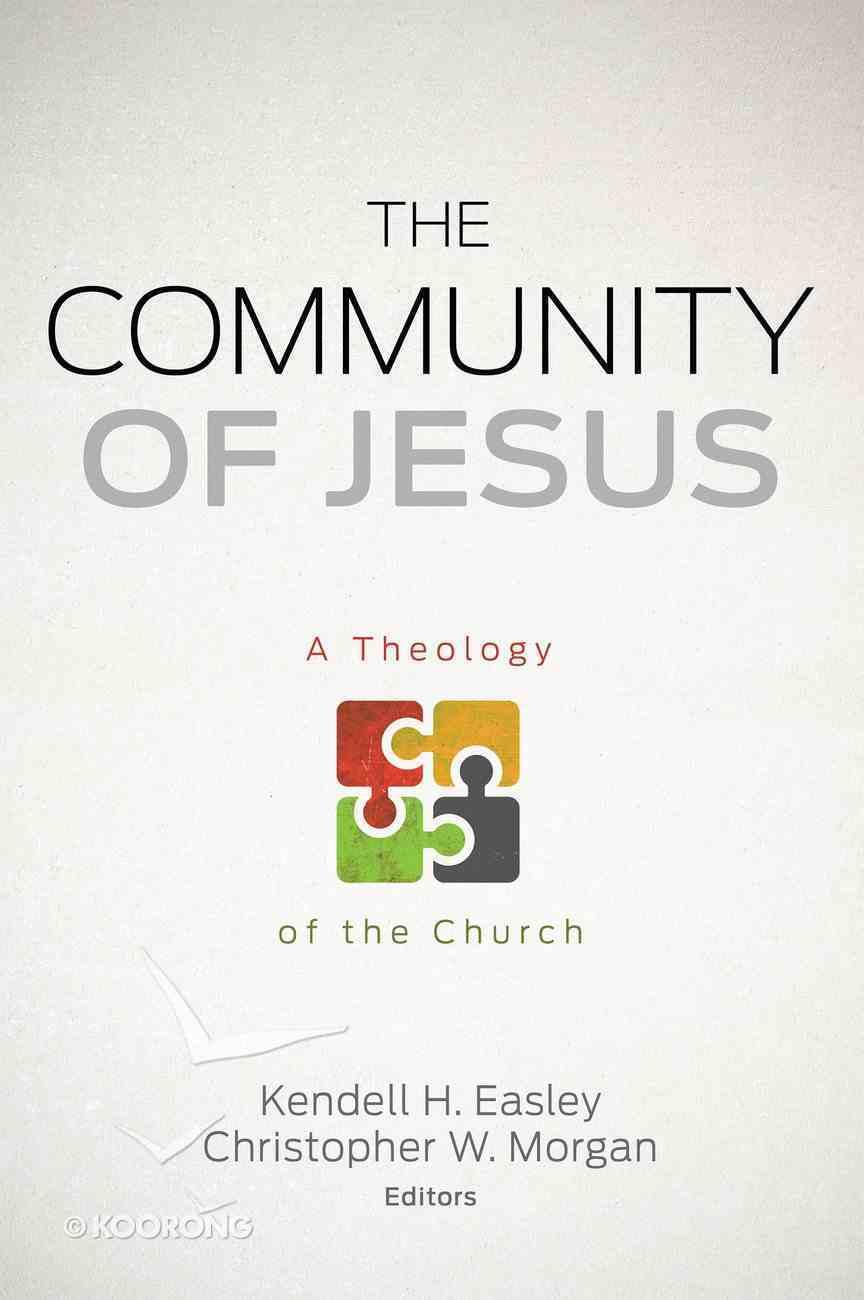 The Community of Jesus eBook
