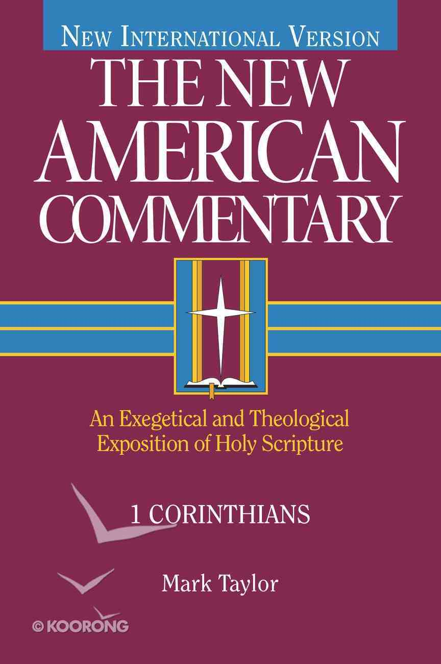 1 Corinthians (#28 in New American Commentary Series) eBook