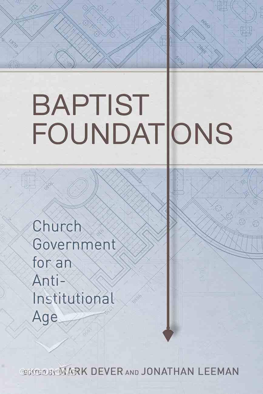 Baptist Foundations eBook