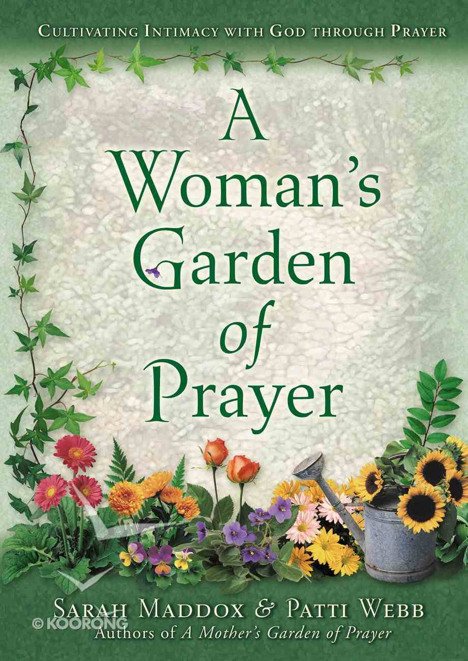 A Woman's Garden of Prayer eBook