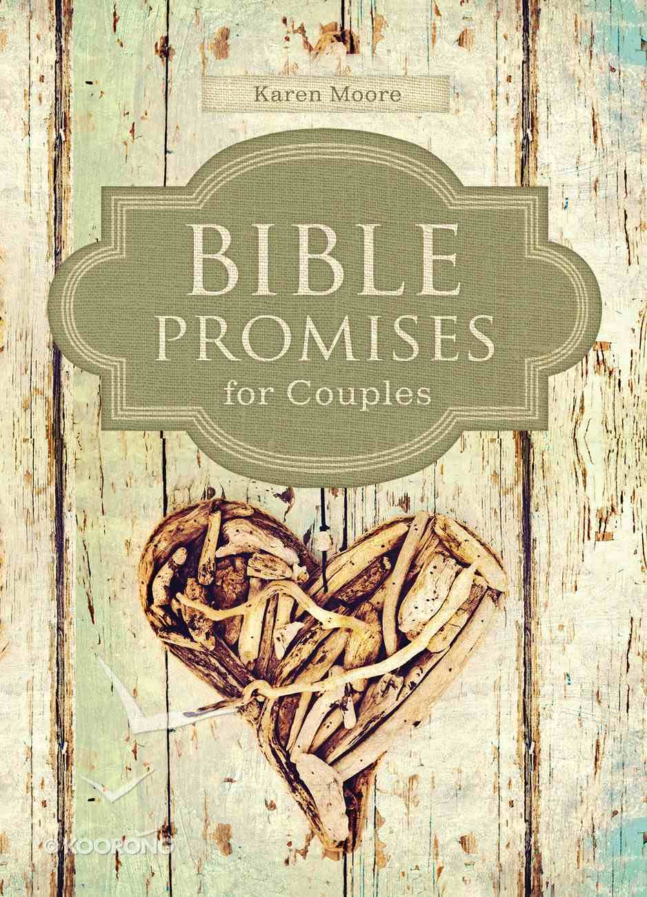 Bible Promises For Couples eBook