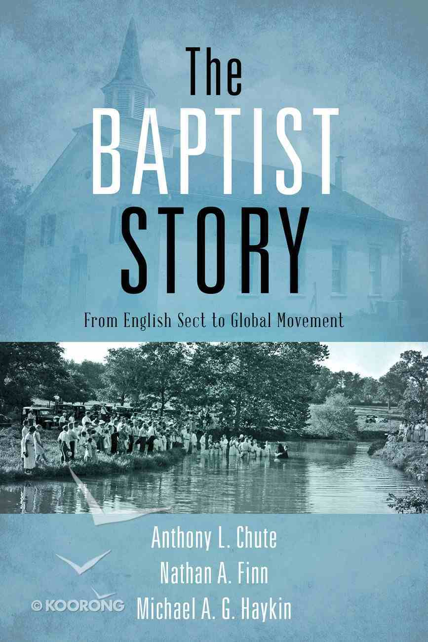 The Baptist Story eBook