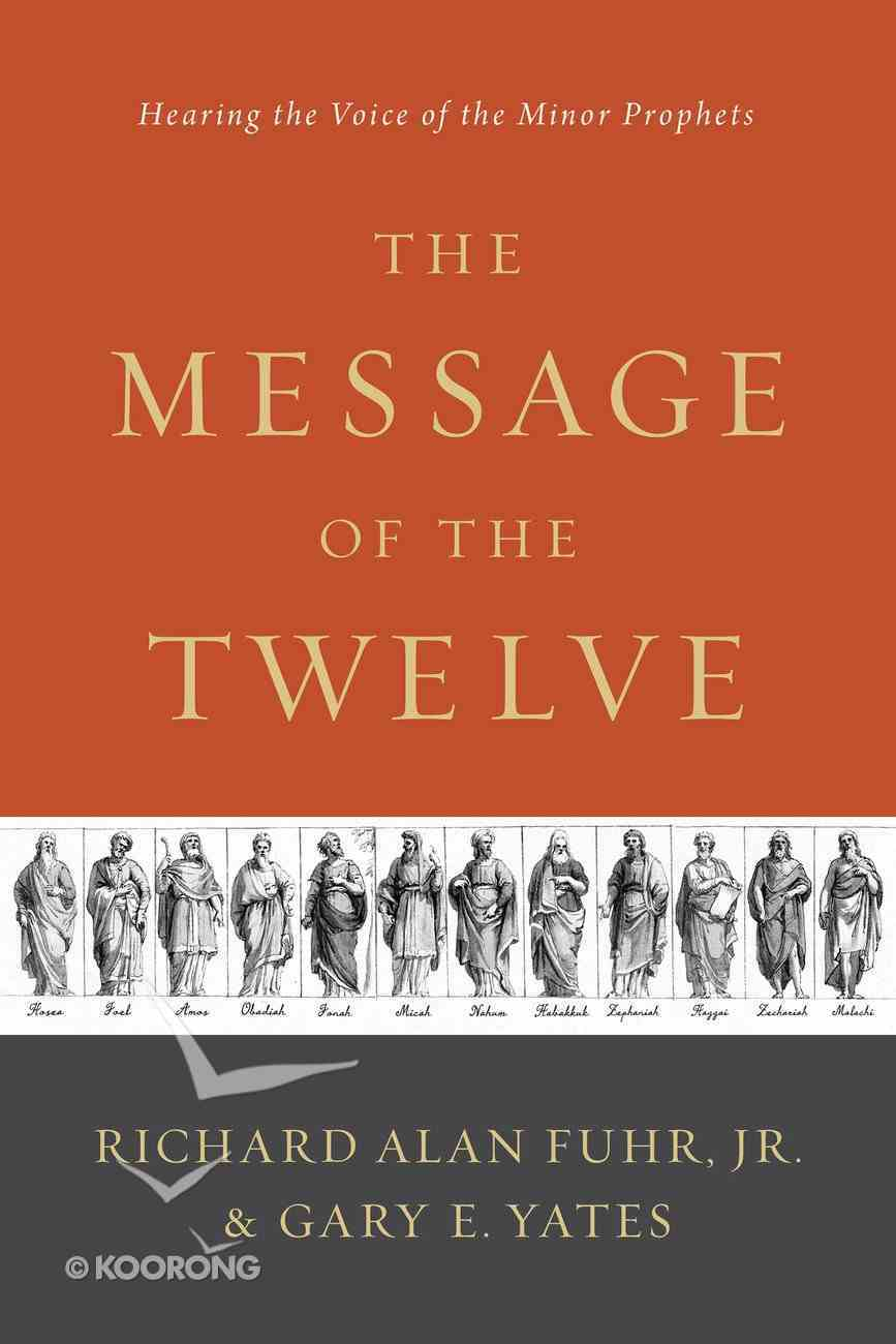 The Message of the Twelve eBook