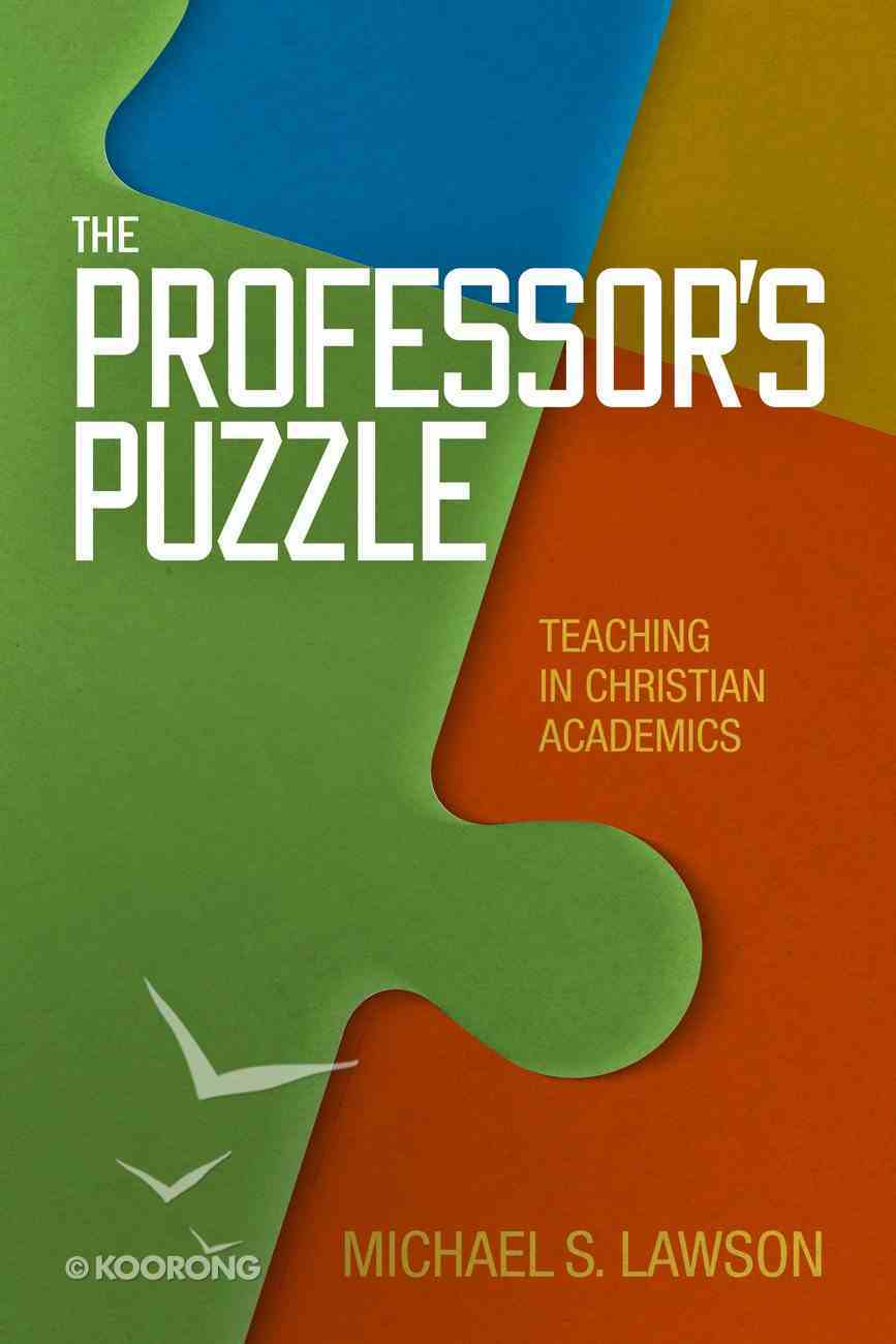 The Professor's Puzzle eBook