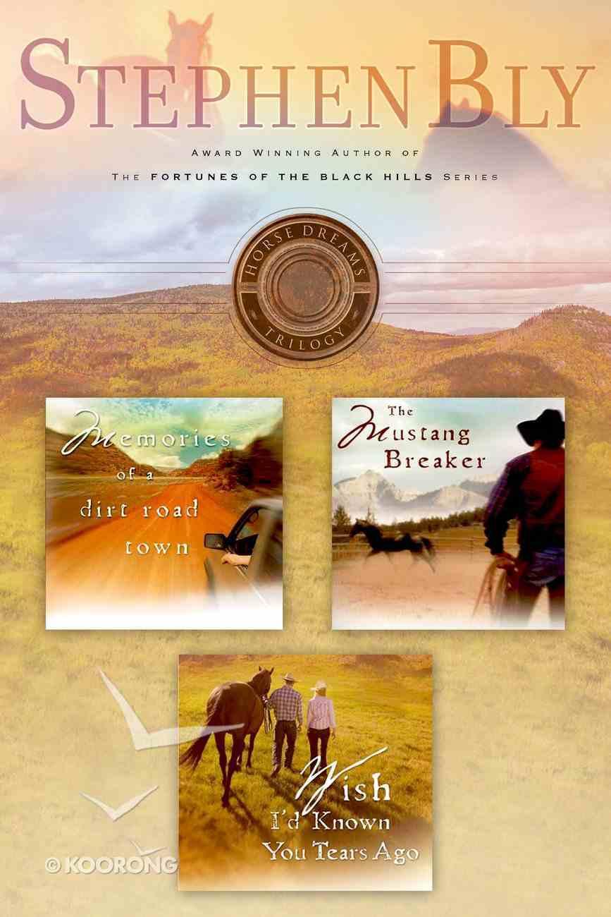 3in1 (Horse Dreams Trilogy Series) eBook