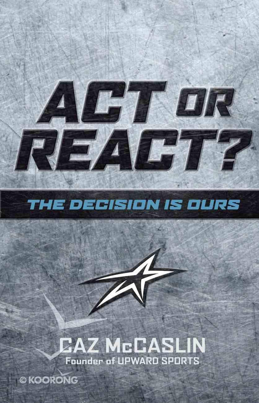 Act Or React eBook
