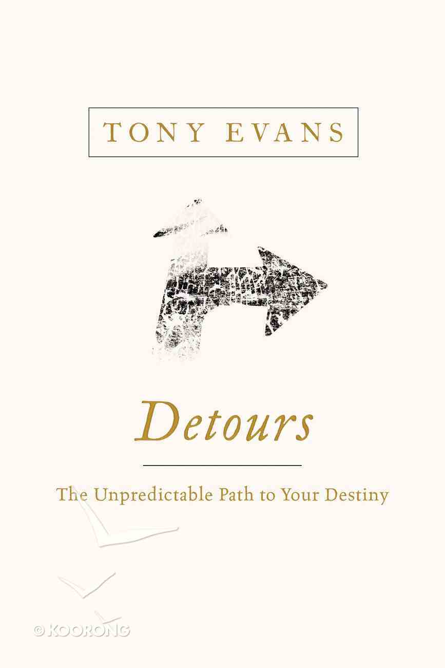 Detours: The Unpredictable Path to Your Destiny eBook