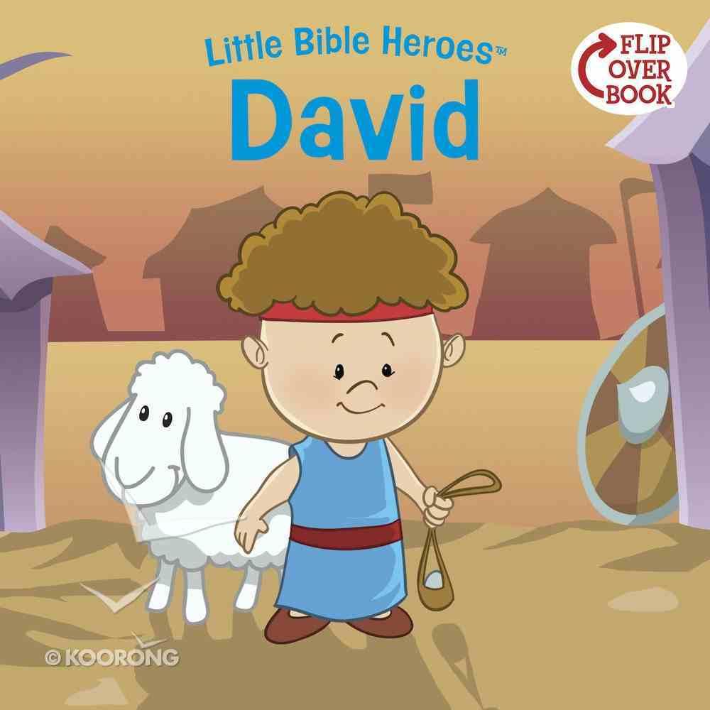 David (Little Bible Heroes Series) eBook
