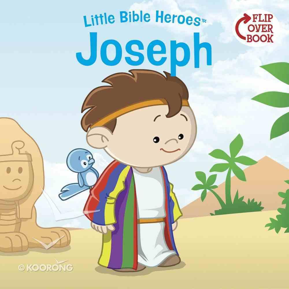 Joseph (Little Bible Heroes Series) eBook