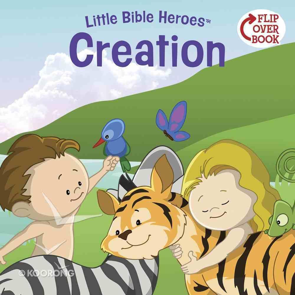 Creation (Little Bible Heroes Series) eBook