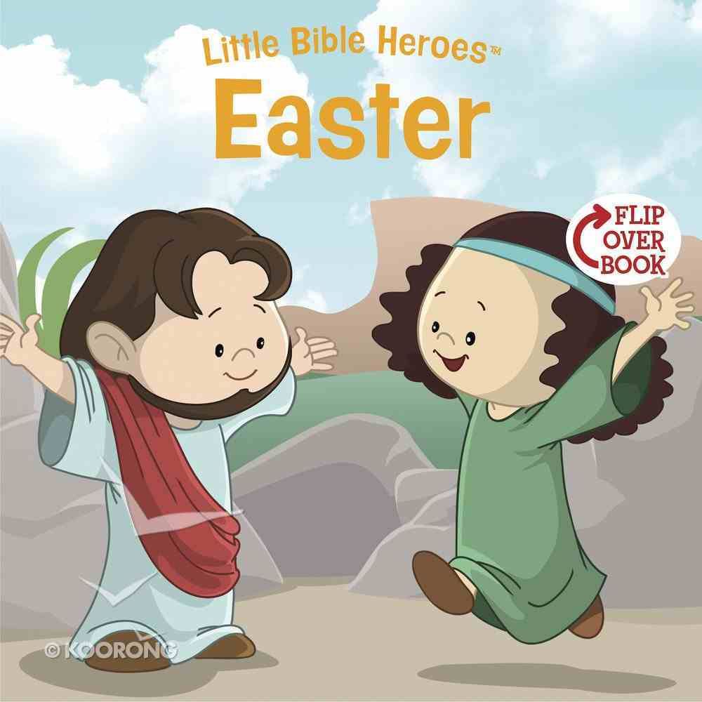 Easter (Little Bible Heroes Series) eBook