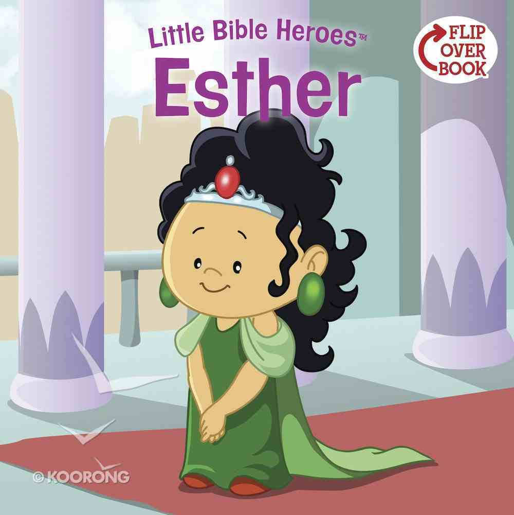 Esther (Little Bible Heroes Series) eBook